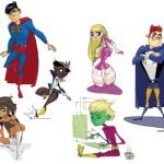 La Légende des Super Héros